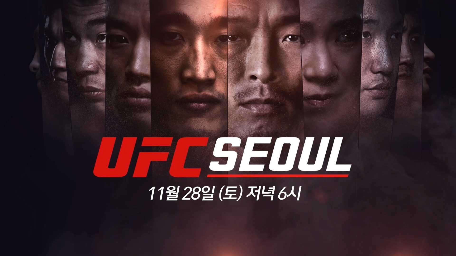 UFC in Seoul